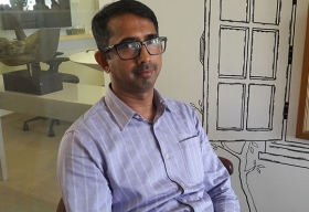 Sudip Mazumder, Digital Lead, KEC International Ltd., RPG Group